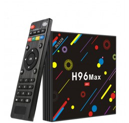 H96 Max H2 - 4GB / 32GB Android TV Box
