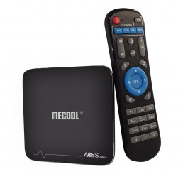 MeCool M8S Pro Plus - 2GB / 16GB Android TV Box