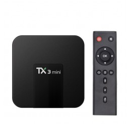 TX3 Mini - 1GB / 16GB Android TV Box